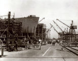 Liberty Ship Construction